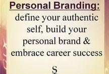 Personal branding inspirations