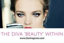 "The DIVA ""Beauty"" Within / Beautiful Quotes to inspire from the inside out!"
