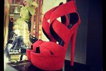 High heels on High hills !