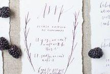 CALLIGRAPHY AND STATIONERY / wedding stationery, calligraphy, wedding invitation, Hochzeitspapeterie, Hochzeitseinladungen, Kalligraphy