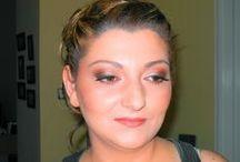 Makeup by BeautySpirit / Βραδινό μακιγιάζ - Μακιγιάζ Βάπτισης