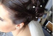 Wedding hairstyles by BeautySpirit.gr