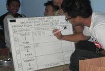 """Pemilu 2010 (Rumah Mas Susilo) / Pemilihan Umum Ketua beserta Pengurus Katang Taruna """"Tunas Muda"""" Pucanganom 13 Masa Bhakti 2010-2013"""