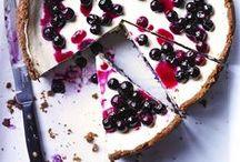 Everything sweet / Desserts; ice-cream; snacks; breakies
