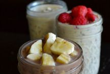 Smoothies&oatmeals