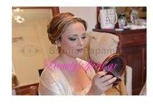 Wedding Day by BeautySpirit.gr / Hair stylist and Makeup artist by Beautyspirit.gr Team