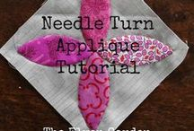 Quilting-Applique