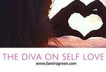 The DIVA on Self Love / We need to take the time to Celebrate, Encourage, and Empower those to Love Themselves!!