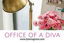 Office of a DIVA