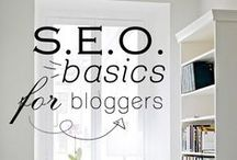 Blogging Tips / Tips for bloggers. Advice on writing blog posts, photography, social media, SEO and everything blogging.