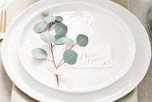 "Minimalist Married | Simple Wedding Theme / ""Simplicity is the ultimate sophistication."" - Leonardo da Vinci"