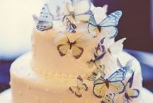 Madame Butterfly | Butterfly Wedding Theme / Love is like a butterfly: It goes where it pleases and it pleases where it goes.