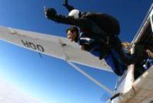 Esportes radicais e aventura / Adrenalina é o nosso combustível!