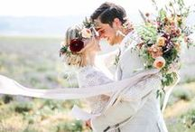 "Wedding Day Photo Inspiration / ""Love is the only gold."" - Alfred Lord Tennyson"
