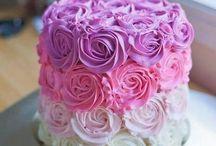 Cake decorating heaven / Because it's fun!!!