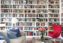 Dream Bookshelves / A collection of the libraries that dreams are made of. Share your dream libraries by pinning beautiful homes filled with beautiful books. Images without text only, please. Happy pinning!