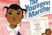 Books That Inspire Social Change / Picture books for young activists to inspire social change and encourage social justice.