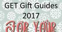GET Gift Guides 2017 - For Your Partner / They're the Love of your Life.  These intimate gifts are just perfect for that special someone.