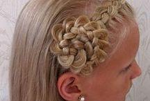 hair styles / by Brandy Schneider
