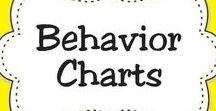 Behavior Charts / Behavior charts are a great way to help your children or students develop positive behaviors at home or in the classroom.  Get 100s of FREE printable behavior charts here: http://latitudes.org/behavior-charts