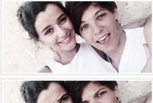 Elounor ♡ / Eleanor Calder and Louis Tomlinson