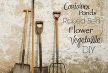 "Tips for the garden / Please note: ""Tips""  for the garden"