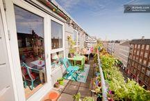 Terrace & Balconies