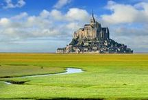 MONT SAINT MICHEL / by JOHEL