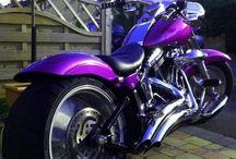 Harley Davidson... FATBOY