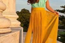 Summer fashion inspirations