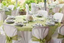 Table Decorations / dekoracje na stół