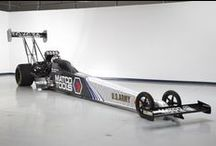 Antron Brown, Matco Tools DSR Top Fuel Dragster / Antron Brown is the NHRA 2X Top Fuel World Champion (2012 & 2015) driver for the Matco Tools Top Fuel dragster.