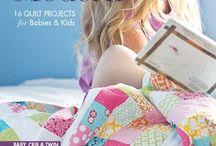 Kidlets quilt ideas