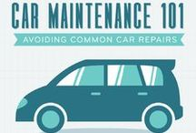 Car Maintenance / Tips, tricks and advice to keep your car up and running 24/7.