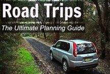 Travel Tips / Rules/tips to plan the perfect road trip & keep you safe along the way.