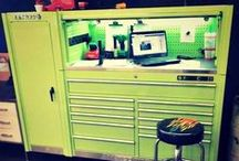 Toolbox of the Day / Photos of customized Matco toolboxes and workstations submitted by Matco's loyal fans and customers.