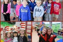 Fun at Creative World / Pictures of activities at Creative World Schools and Field Trips!