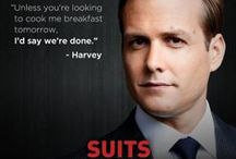 Suits / Everything about SUITS - the USA Network tv show, starring Gabriel Macht, Sarah Rafferty, Patrick J Adams, Meghan Markle, Rick Hoffman and Gina Torres