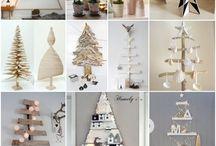 DIY Christmas Tree / DIY- Christmas- Christmas Tree- Decor