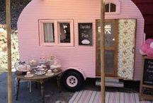 Caravan / Ideas - Interior - Renovation - Vintage - Design
