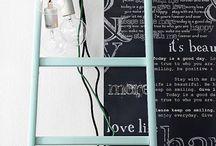 Color Mint / Decor - Ideas - Mint