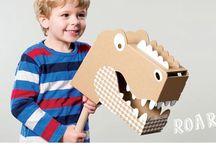 DIY Cardboard / DIY con cartón / DIY - Cartón - Reciclaje - Cardboard