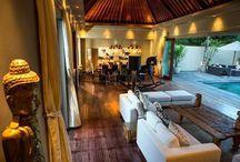 Balinese & Thai interiors and gardens / Balinese thai interiors, gardens