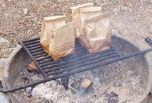 Mat | på Bålet