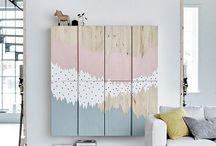 Pastel Home Decor / Pastel Home Decor