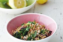 Alkalising / To celebrate our cover star Natasha Corrett we're creating a board of all our favourite alkalising recipes