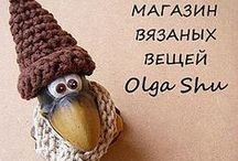 My shop / Here you can buy knitwear or pattern from Olga Shu: http://www.livemaster.ru/knittingolgashu https://www.etsy.com/shop/KnittingOlgaShu
