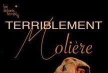 Terriblement Molière - Cie Les Enfants Terribles / Une fresque de l'oeuvre de Molière tous les mercredis et jeudis au Laurette Théâtre Paris