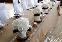 Michaela a Michal / Wedding decorations