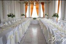 Evka a Martin + Jakubko / Wedding decorations